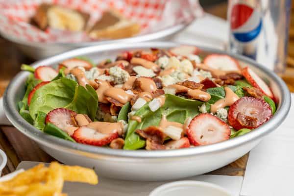 Wasatch Deli_Strawberry Gorgonzola Salad