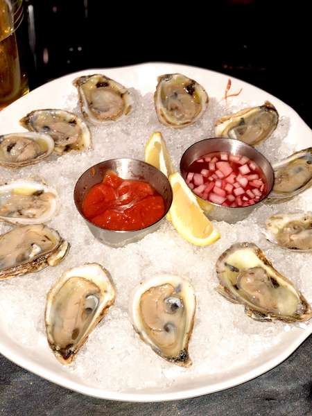 *Oysters
