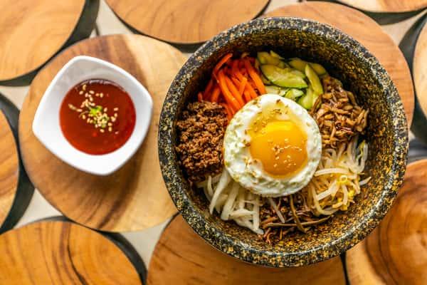 food in bowl