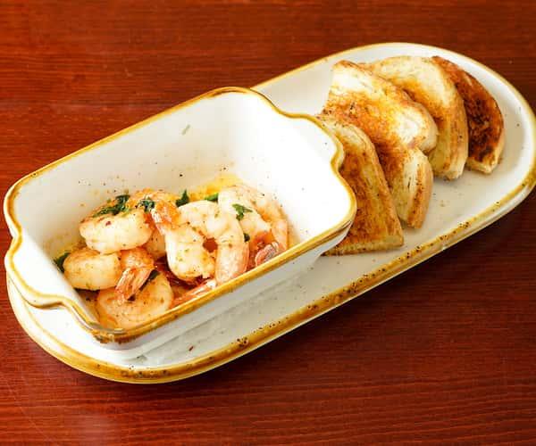 Garlic Lemon Butter Shrimp