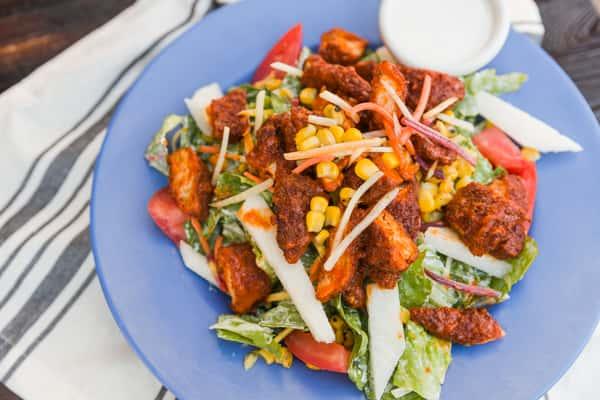 Fire Chicken Salad