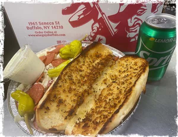 15 Lunch Special Bund