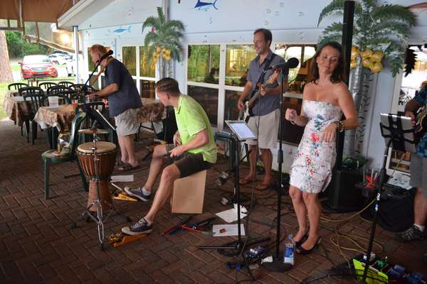 Live Music at the Bilge Deck