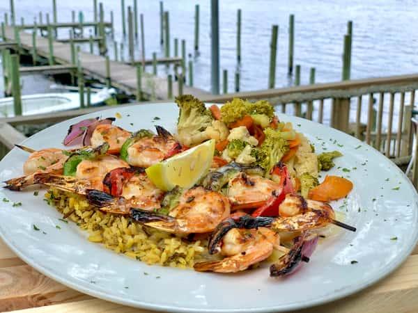 Ultimate Shrimp Platter