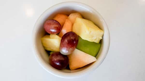 Small Bowl of Fresh Fruit
