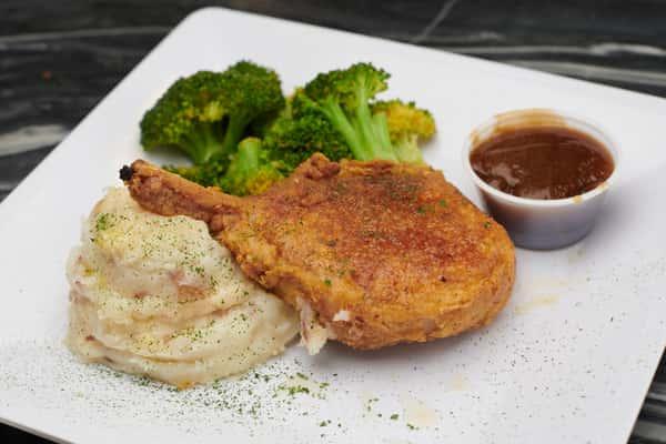 Pork Chop Plate *