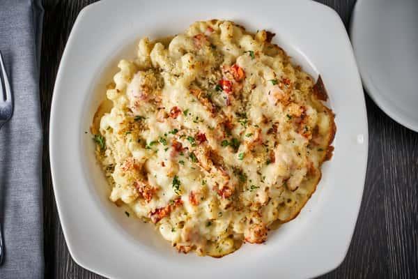 Lobster Mac N'cheese