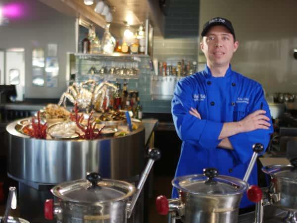 Eric Emlet, Executive Chef