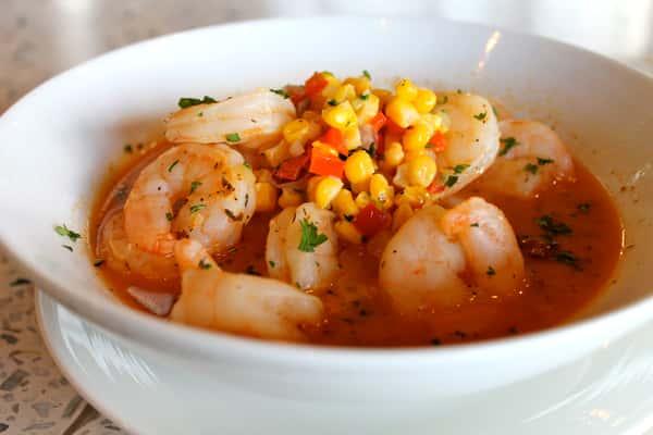 Cajun Style Shrimp Boil