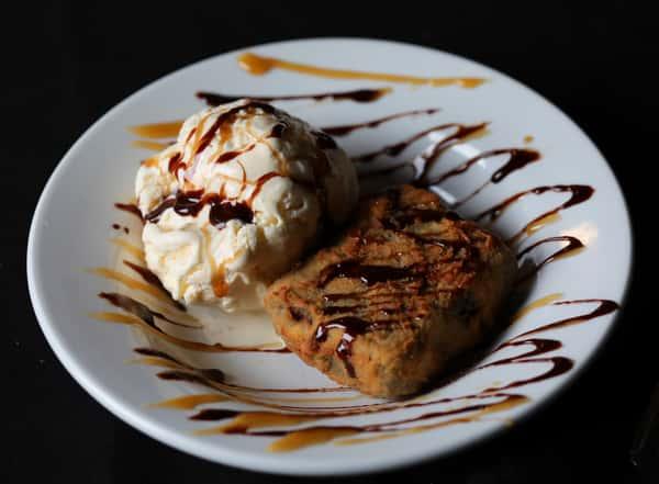 Fabulous Fried Brownie