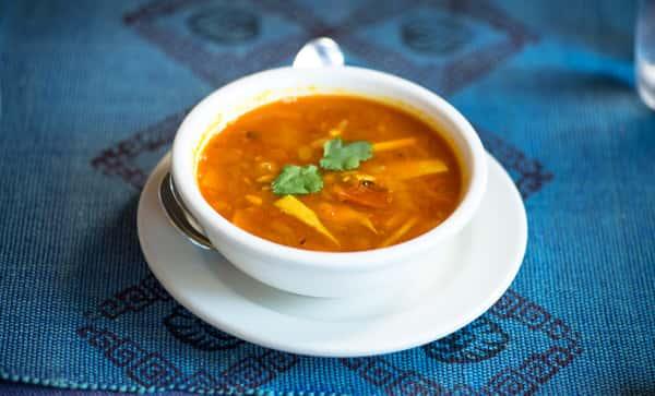 Aloo Tama Bodi soup