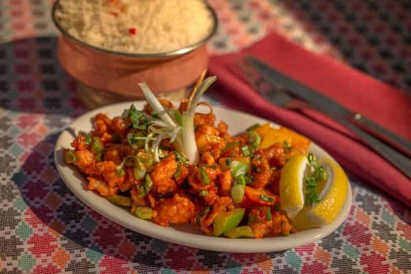 Ktm Chilli Chicken