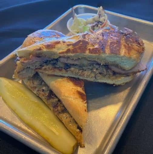 ROOTs Style Cuban Sandwich