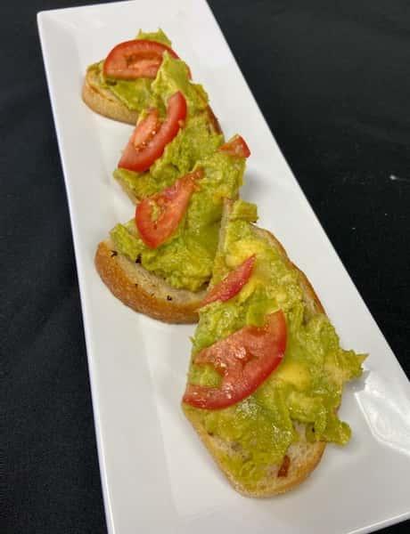 AVO Toast | Sourdough Bread
