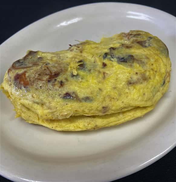 2 Egg Omelet