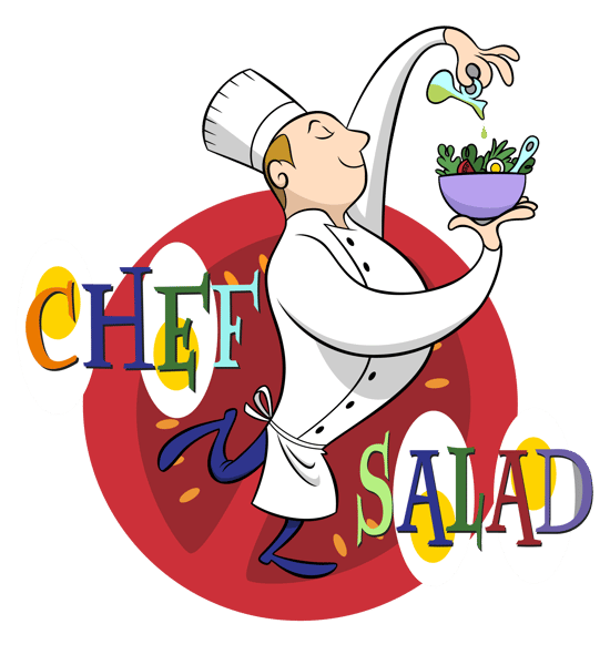chef salad logo