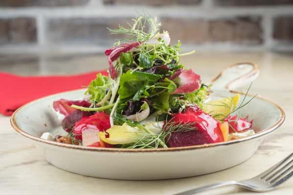 Microgreens Salad