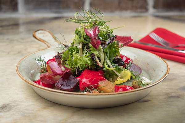 Beetroot Salad (The Alicia)