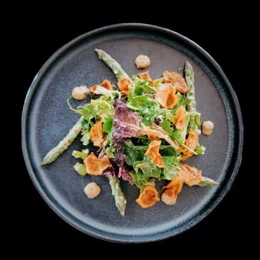 Aspargus Salad