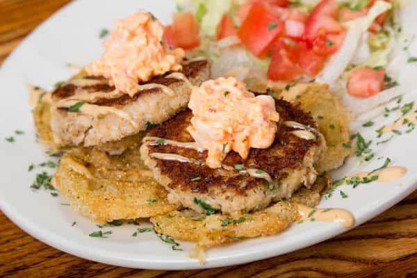 Charleston Jumbo Lump Crabcakes