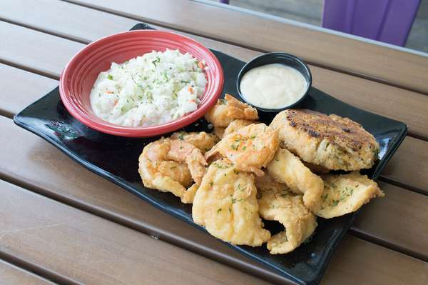 Joe's Seafood Platter