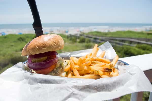 Beach Burger*