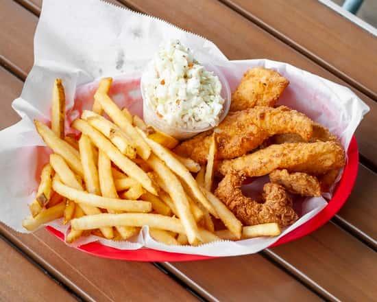 1/2 Pound Fried Cod