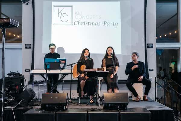 Kei Christmas Party 23