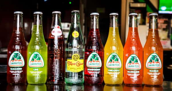mexican sodas