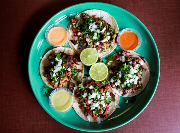 Happy Hour Street Tacos