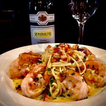 Shrimp Scampi - Family Style