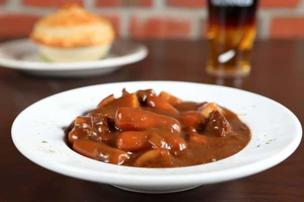 Chef Cory's Classic Irish Stew