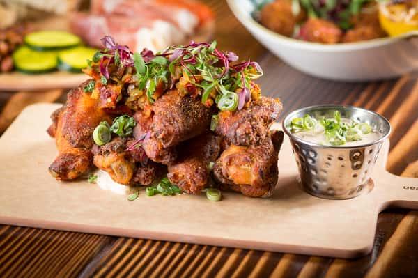 Montauk Chicken Wings
