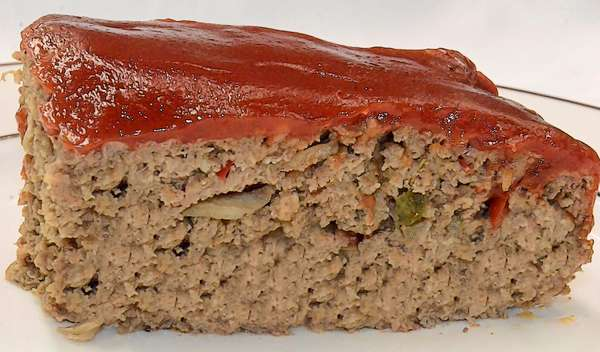 Meatloaf two sides (with two sides)