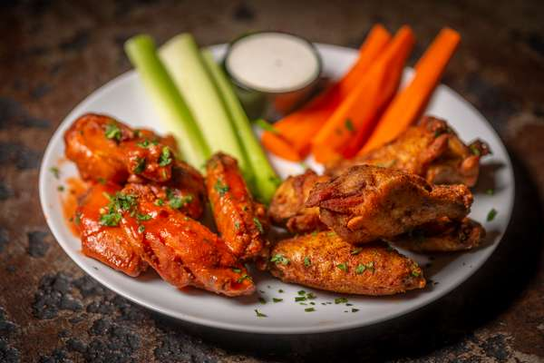 Chicken Wings (above side not included)