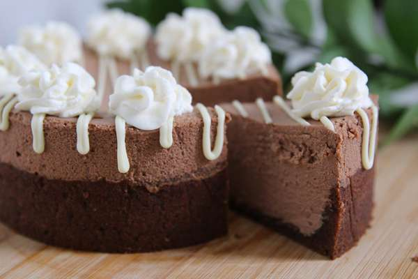 Personal Cheesecakes