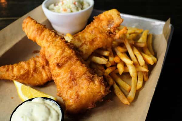 *Fish & Chips