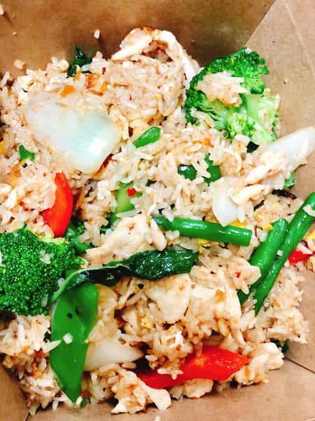 Basil Fried Rice