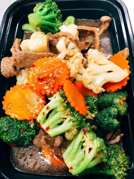 Broccoli Oyster Sauce