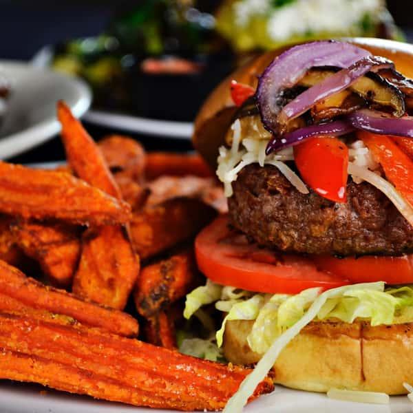 Beyond Burger and Sweet Potatoes