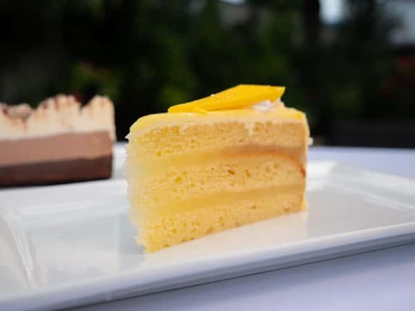 Limoncello &Mascarpone Cake