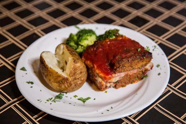 Ethel's Homemade Meatloaf