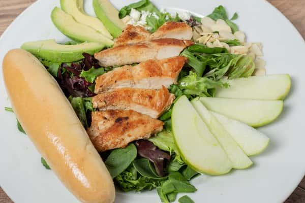 *Cranberry Avocado Chicken Salad