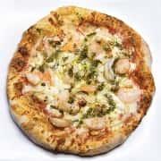 "12"" Seafood Pizza"