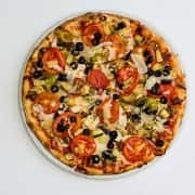 "12"" Vegetarian Pizza"