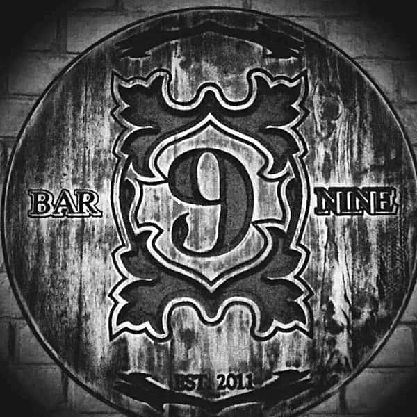 bar 9 logo