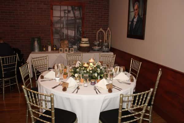 Samuel Slater's Restaurant: Private Dining Room