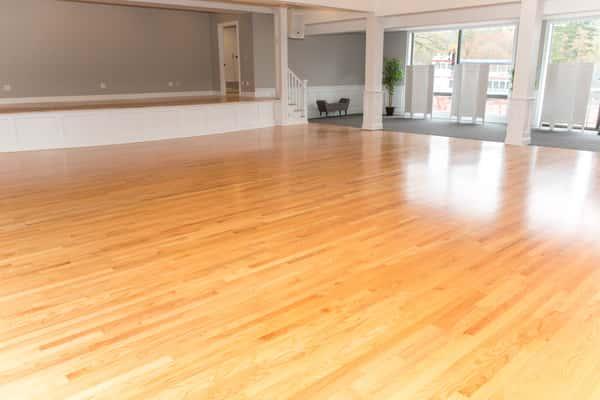 dance floor Slater's Function Hall