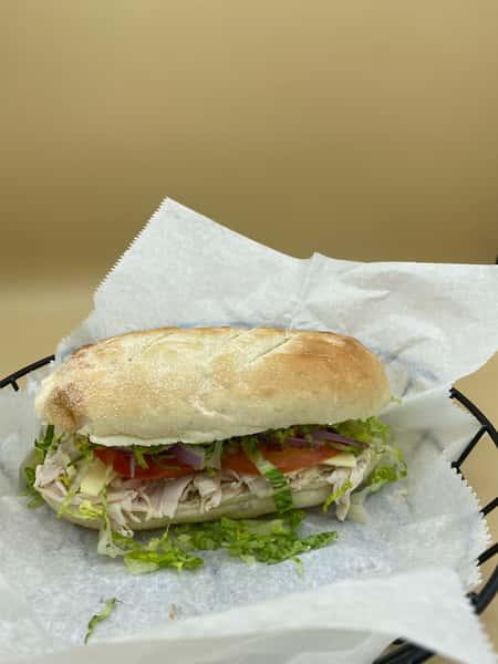 """Deli Sandwich - 6"""""""