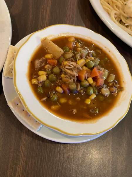 Crab Soup bowl
